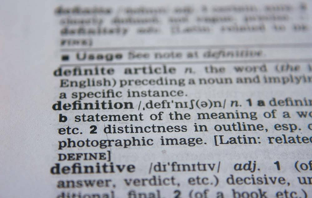 The Appeal to Definition Fallacy: When People Misuse the Dictionary –  Effectiviology